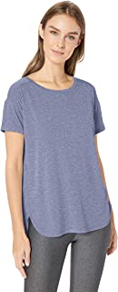 Women's Studio Relaxed-Fit Crewneck T-Shirt