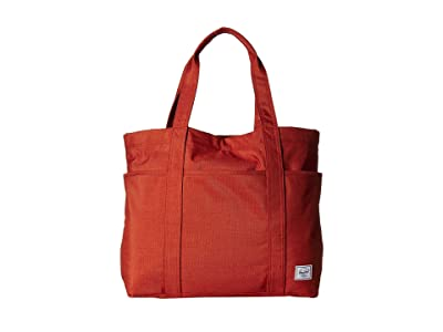 Herschel Supply Co. Terrace (Picante Crosshatch) Tote Handbags