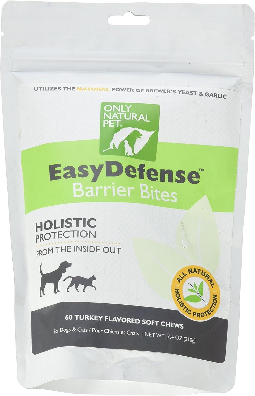 Only Natural Pet EasyDefense Barrier Bites 60 Soft Chews