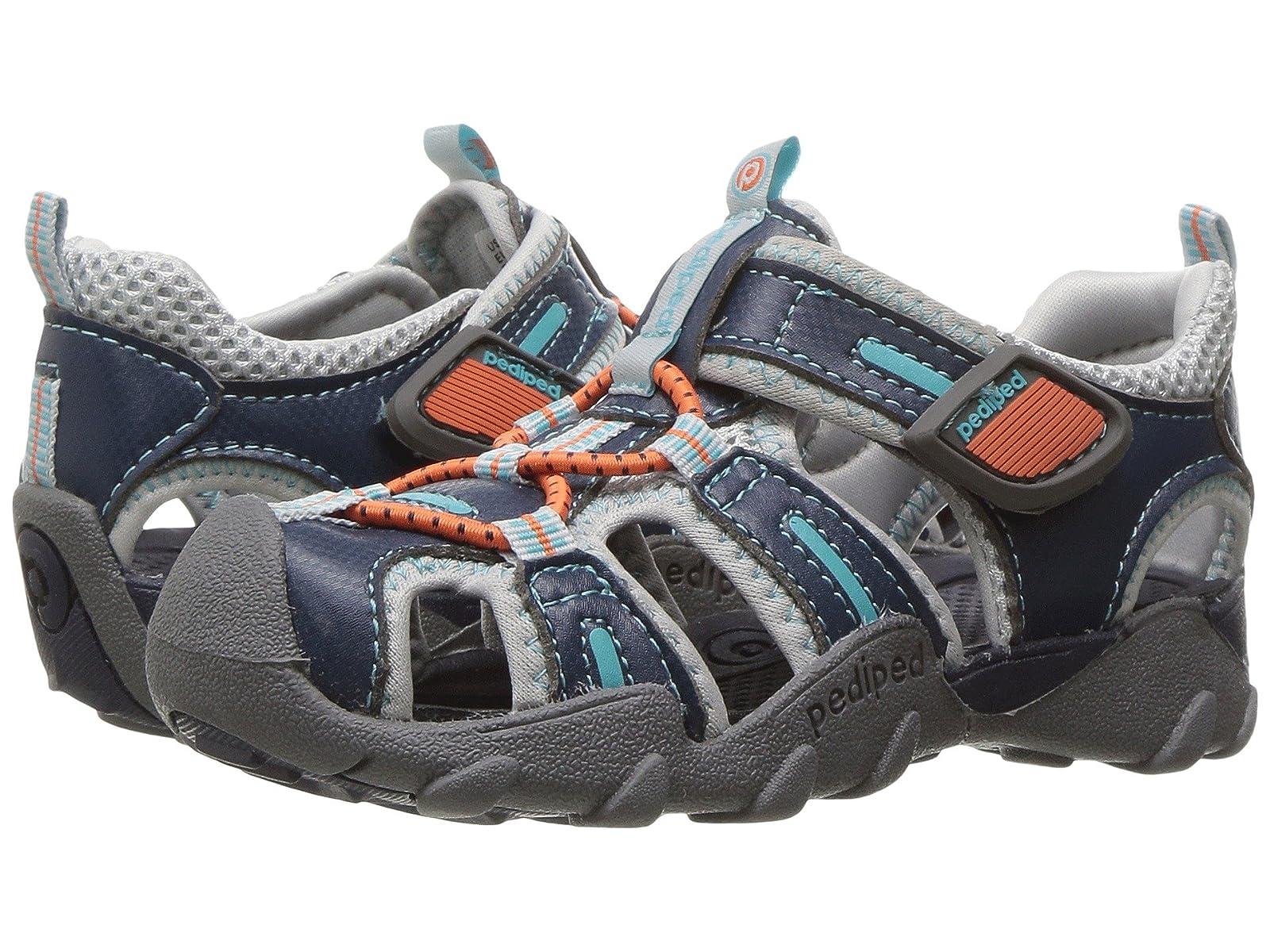 pediped Canyon Flex (Toddler/Little Kid/Big Kid)Atmospheric grades have affordable shoes
