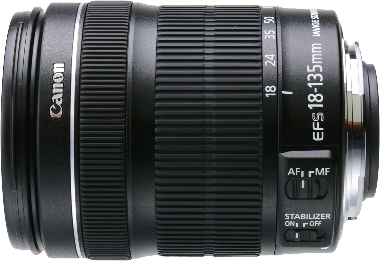 Canon Ef S 18 135mm F 3 5 5 6 Is Stm Objektiv Kamera