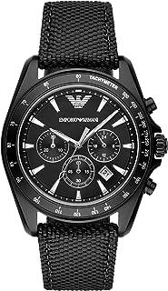 Emporio Armani Men's Sigma Chronograph Sport Watch With Quartz Movement