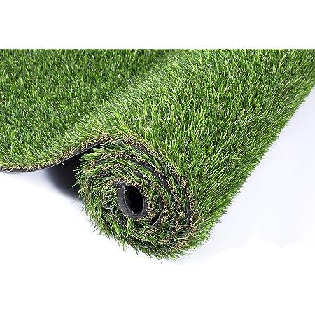 ghdonat.com Realistic Grass Rug Green Grass Mat for Patio Decor ...