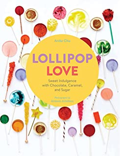 Lollipop Love: Sweet Indulgence with Chocolate, Caramel, and Sugar