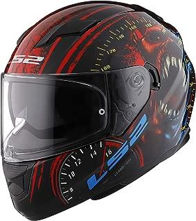 LS2 Helmets Motorcycles & Powersports Helmet's Full Face Stream Speed Demon Medium