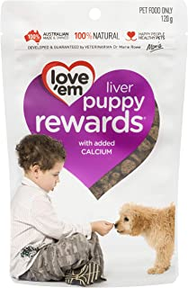 Love'em Puppy Rewards Treats 120 g