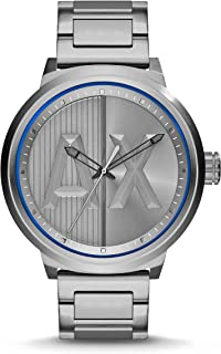 A|X Men's Stainless Steel Watch AX1364