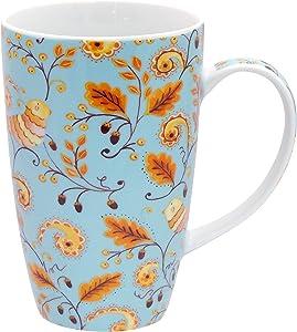 Zrike, Dena Home Birds Mug, Set of 4