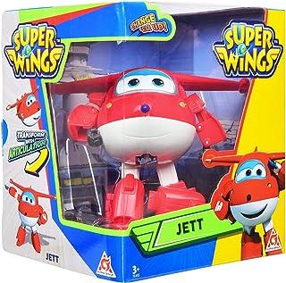 لعبة طائرة ترانسفورمر جيت للاطفال - 3 سنوات فما فوق