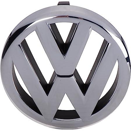 Volkswagen Original Vw Front Grill Badge Emblem Chrome 5k0853601f Ulm Auto