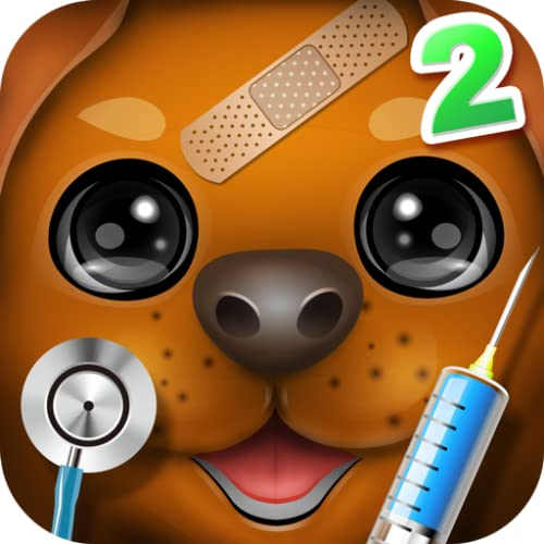 Baby Pet Vet Doctor - kids games