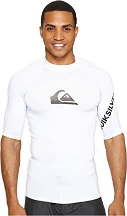 All Time Short Sleeve Rashguard