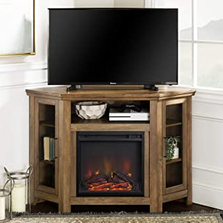 WE Furniture fireplace stand, 52