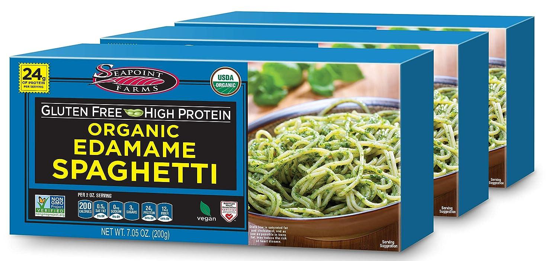 Cash special price Seapoint Farms Colorado Springs Mall Organic Edamame Healthy No Spaghetti Gluten-Free
