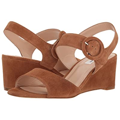 L.K. Bennett Bailey (Tan Suede) Women