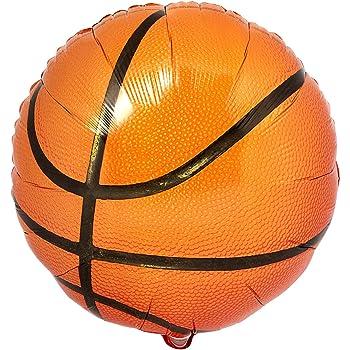 Globo aluminio Baloncesto: Amazon.es: Juguetes y juegos