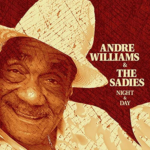 Resultado de imagen de andre williams & the sadies night and day