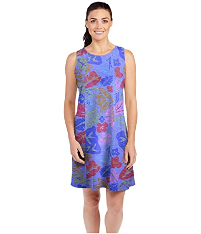 Fresh Produce Rainbow Blooms Marissa Dress (Peri) Women