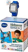 VTech- Kidizoom Smart Watch DX2 Juguete, Color Azul, 1.5 x 4