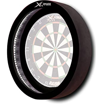 LED Dart Surround Ring Auffangring Catchring Dartscheibe