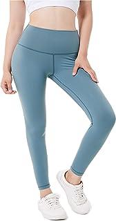 Lohas.Yoga Women's Yoga Pants High Waist w Pocket Tummy Control Workout Leggings