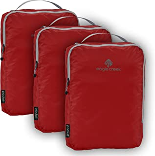 Eagle Creek Pack-it Specter Cube Set - 3pc Set (Small), Volcano Red (red) - EC0A2V8Y228