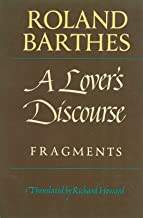 Lover's Discourse: Fragments