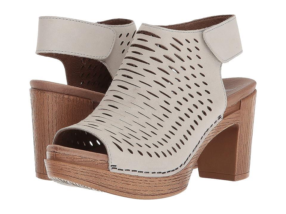 Dansko Danae (Oyster Milled Nubuck) High Heels
