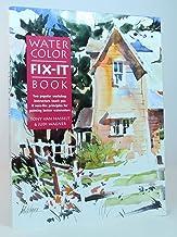 Watercolor Fix-it Book