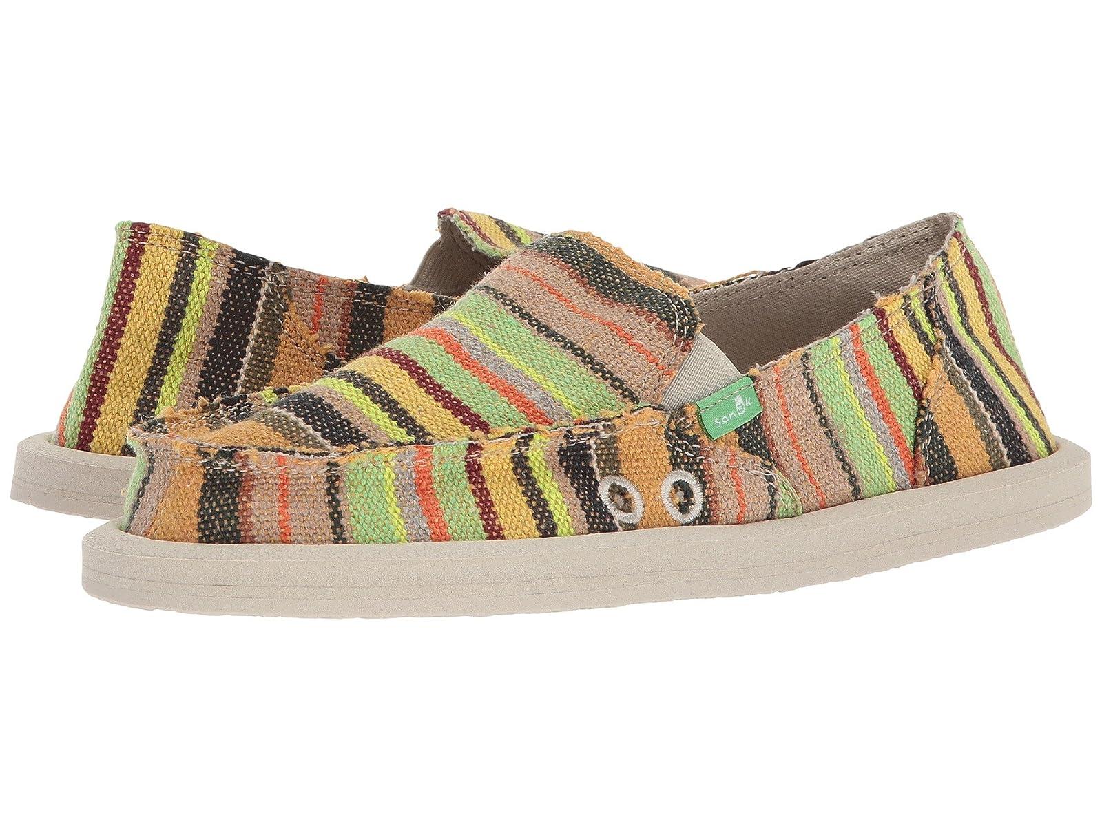 Sanuk DonnaAtmospheric grades have affordable shoes