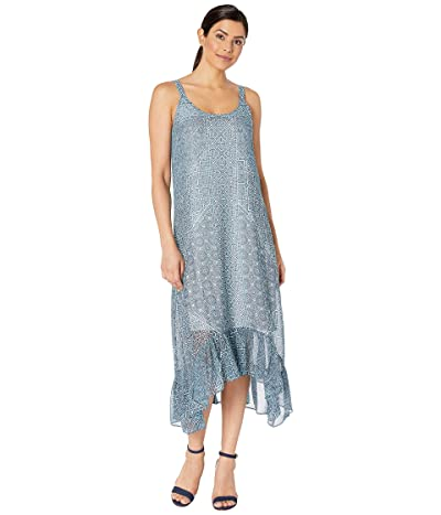 NIC+ZOE Santorini Tiles Dress (Multi) Women