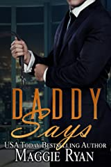 Daddy Says Kindle Edition