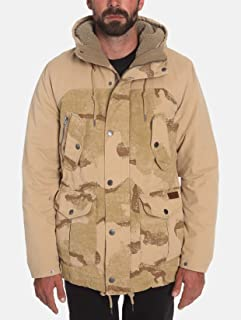 Volcom Jacke Starget Parka Update, Giacca Uomo