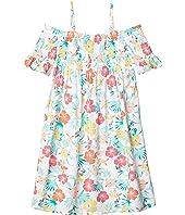 Barbie Smocky Sun Dress (Little Kids/Big Kids)