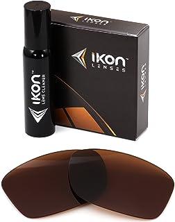 Polarized IKON Replacement Lenses for Von Zipper Lesmore Sunglasses - 12 Colors