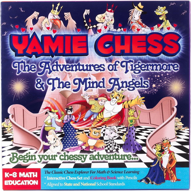 a la venta Yamie Chess School Assistant  K-8 Supplemental Supplemental Supplemental Math Learning Juguete by Yamie Chess Ltd  Envíos y devoluciones gratis.