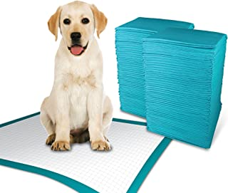 Simple Solution Extra Large Dog Training and Puppy Pads, Extra Large - 100-Count