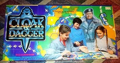 Best cloak and dagger board game Reviews