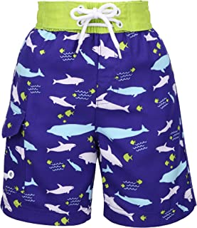 5e2aa3a4cd Lullaby Toddler Kids Boys Fast Drying Summer Swim Trunks Surf Board Shorts