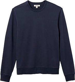 Goodthreads Men's Lightweight French Terry Crewneck Sweatshirt