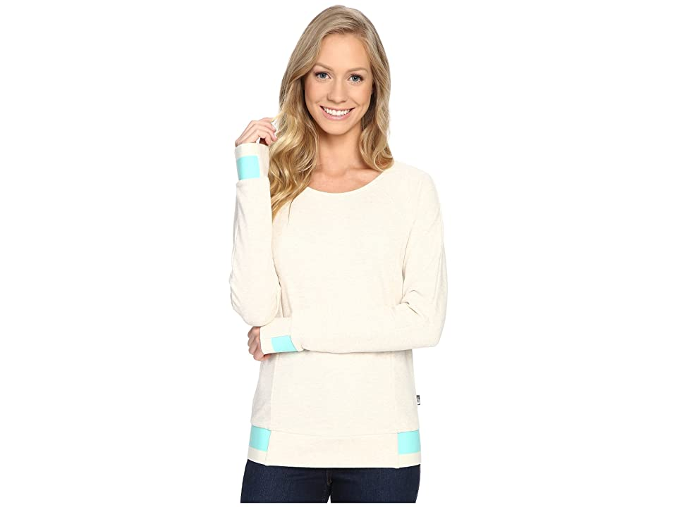 The North Face Street Lounge Crew (TNF Oatmeal Heather (Prior Season)) Women