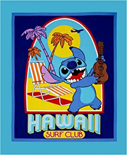 Best lilo and stitch fabric panel Reviews
