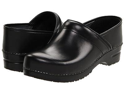Sanita Professional Cabrio Mens (Black Brush Off Leather) Men
