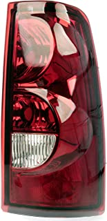 Dorman 1610921 Passenger Side Tail Light Assembly for Select Chevrolet Models