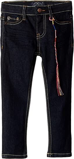 Zoe Five-Pocket Skinny Jeans in Richmond Wash (Toddler)