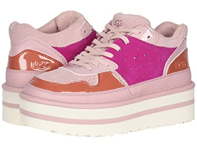 UGG Pop Punk Sneaker (Pink Crystal) Women