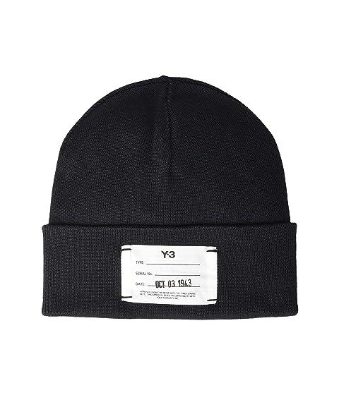 adidas Y-3 by Yohji Yamamoto Y-3 Logo Beanie