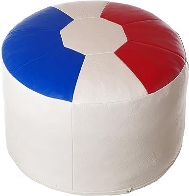 Hagoelvago Puff Pelota Balón de Fútbol Original Polipiel ...