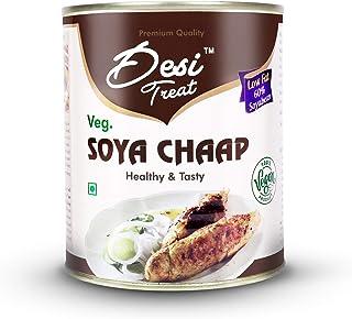 Desi Treat Veg SOYA Chaap - 800G