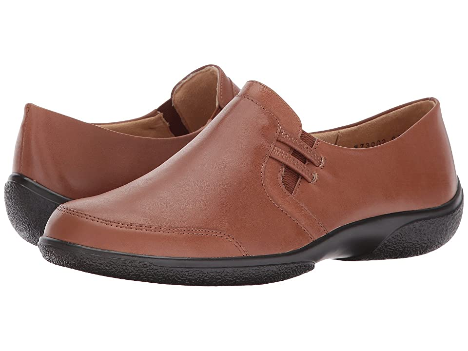 213678fca17 Walking Cradles Ace (Luggage Burnished Leather) Women s Shoes